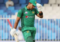 Umar Akmal fined 20 per cent of his match fee