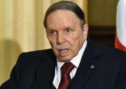 Algerian President Bouteflika to Resign Before Expiry of Powers - Administration