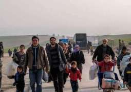Over 800 Syrians Return Home From Jordan, Lebanon Over Past 24 Hours - Russian Military