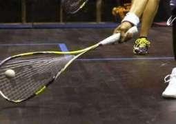 PSF organizes Int'l squash tournament