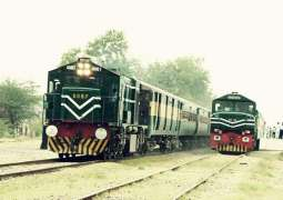Three Pakistan Railways officers suspended for negligence in train derailment