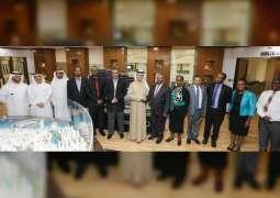 DEWA, Kenyan authority fostering cooperation