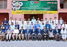 6th National workshop on'Reproductive Ultrasonography in Domestic Animals' concludes at UVAS