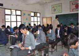 Matric exams under Army surveillance suggested to curb cheating