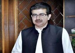Muhammad Sadiq Sanjrani,  Lauds Japanese Support for Development Projects - Uplift of Balochistan