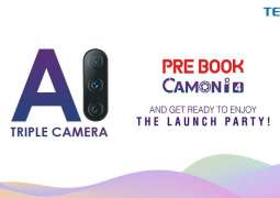 TECNO CAMON i4: The First Triple Camera Of CAMON Series