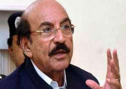 Syed Qaim Ali Shah expresses anger over NAB's discriminatory approach towards PPP