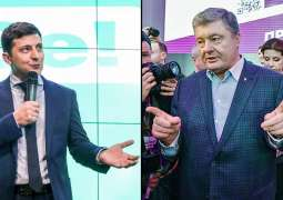 Ukraine's Foreign, Domestic Policy in Poroshenko's, Zelenskiy's Election Programs