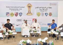 World's top U-16 players to compete for Dubai International Football Championship title