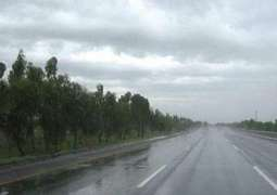Rain forecast with wind in Islamabad today