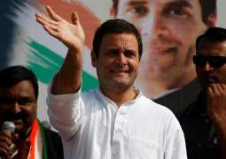 Opposition Indian National Congress Says Preparing for Tough Election With New Policies