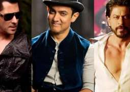 Salman Khan deems competitors SRK, Aamir Khan 'legends'