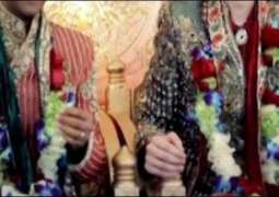 Citizens celebrate gay marriage in Sialkot
