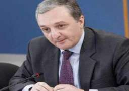 Armenian Foreign Minister Meets Counterpart From Nagorno-Karabakh Ahead Talks in Moscow