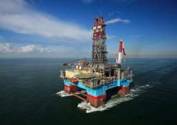 Oil drilling suspended in Arabian Sea due to technical fault