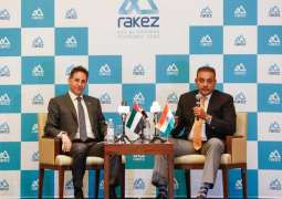 RAKEZ appoints Corporate Ambassador to Indian business community