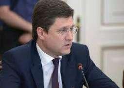 نوفاك: روسيا في المتوسط ستفي في أبريل بالتزاماتها بموجب صفقة