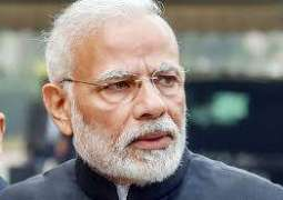 Modi says PM Khan tried to influence Indian election with his reverse swing