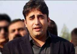 Bilawal Bhutto congratulates nation over removal of Asad Umar as finance minister