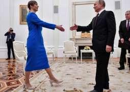 Putin, Estonia Leader Discussed Russian-Speaking Minority's Life in Baltic States- Kremlin