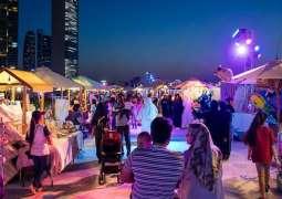 Moroccan artists perform heritage music on Abu Dhabi Corniche