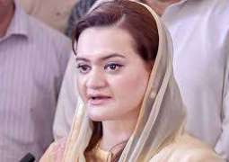 PTI half team goes back to pavilion even before opposition bowling: Marriyum