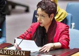 Keeping Kashmiris deprived of right to self determination is alien to UN charter: Maleeha Lodhi