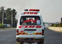 Road accidents claim two lives in Faisalabad