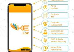 K-Electric launches mobile app, Web portal for customers