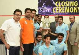 42nd All Pakistan Intervarsity Squash (Men) Championship 2018-19 concludes at NUST