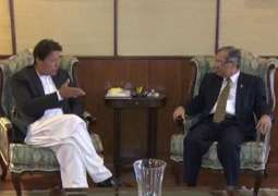 Prime Minister Imran Khan, former Chief Justice Saqib Nisar to lay foundation stone of Mohmand Dam on May 2
