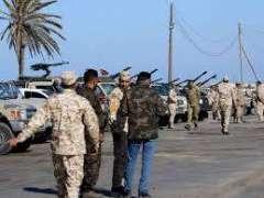 قوة حماية طرابلس التابعة لحكومة الوفاق الليبية تعلن مقتل 11 من عناصرها بالمعارك - بيان