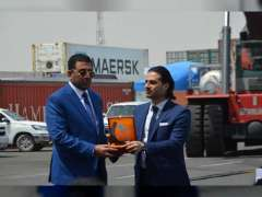 Gulftainer handles container volume of two million TEUs at Iraq Container Terminal