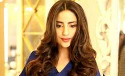 Pakistani actress Saboor Aly rubbishes suicide rumors