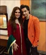 Resham extends support to Ali Zafar amid conflict with Meesha Shafi