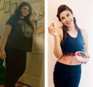 Actress Sana Fakhar shares her transformation, calls out bodyshaming