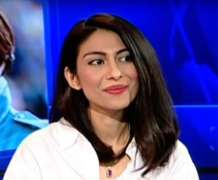 Twitterati comes out in Meesha Shafi's support following TV interview