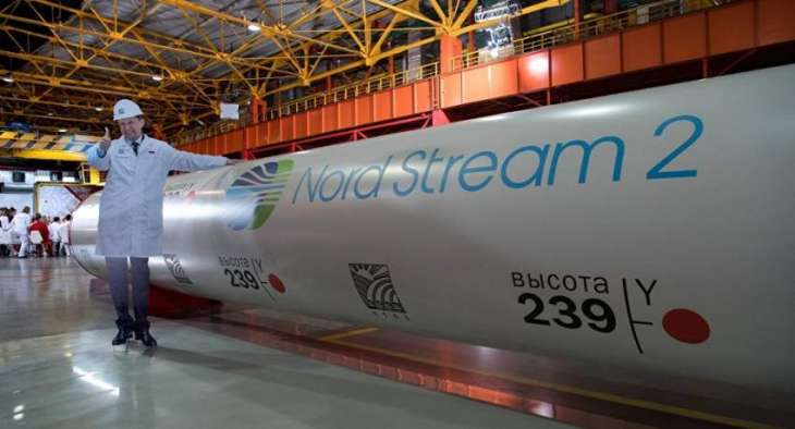 Over 568 Miles of Nord Stream 2 Pipeline Ready - Gazprom