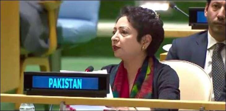 UNSC should fulfil its responsibility on Kashmir: Maleeha Lodhi