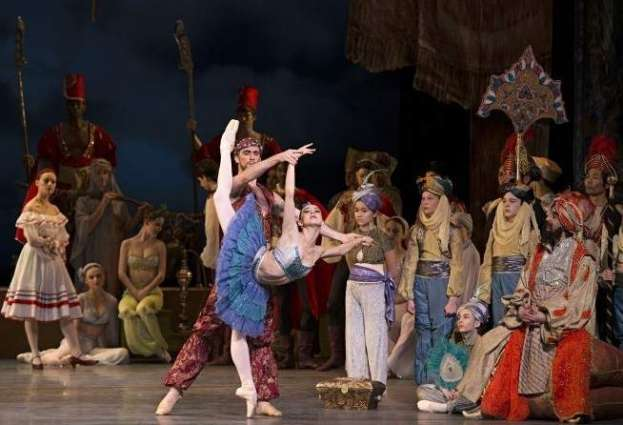 Mariinsky Ballet Brings Back Le Corsaire to Washington Over 10 Years After 1st Performance
