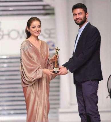 Sarwat Gilani receives award for promoting Special Olympics Pakistan