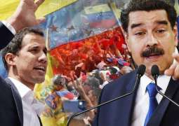 Venezuela crisis: Defiant Maduro claims victory over Guaid 'coup'