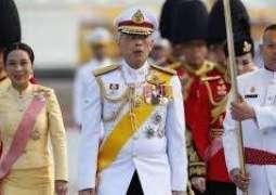 Thai King Maha Vajiralongkorn crowned