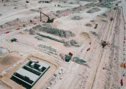 Musanada: 50% of AED237 million Al Shamkha Internal Road Project Complete