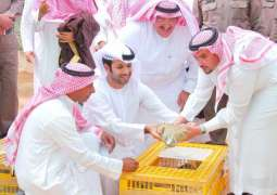 Houbara museum to open in Saudi Arabia