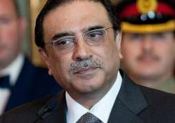 NAB summons Asif Zardari on May 9 in fake accounts case