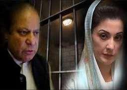 Nawaz Sharif reaches Kot Lakhpat Jail, says he will be back soon