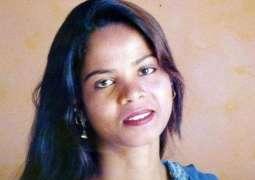 Asia Bibi has left Pakistan, FO sources confirm