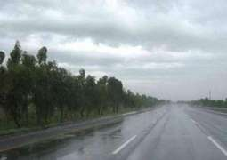 Rain forecast across the country in Islamabad