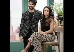 Shahid Kapoor talks about Kabir Singh, says he would return home to sleep but Misha would wake him up